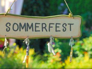 Sommerfest – 7. August