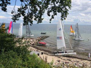 Sommerfest und Kat Event mit Helge Sach  am 7. und 8. August